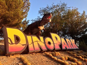 DinoPark Algar-entrance