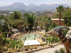 DinoPark Algar-pool